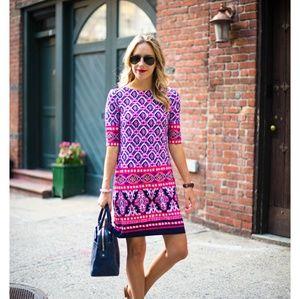 Eliza J NWOT retro dress size 8p